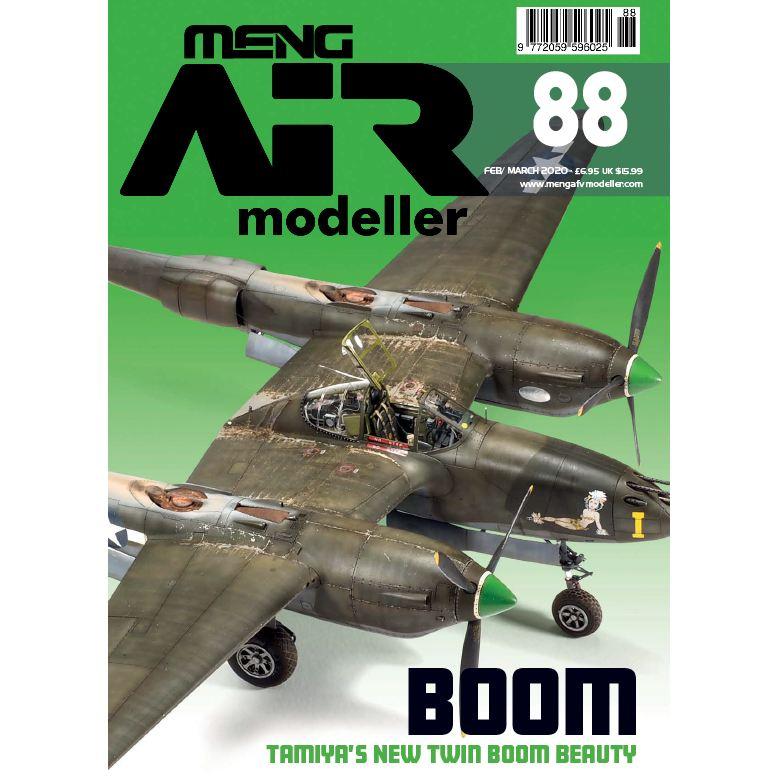 【新製品】AIR modeller 88 BOOM