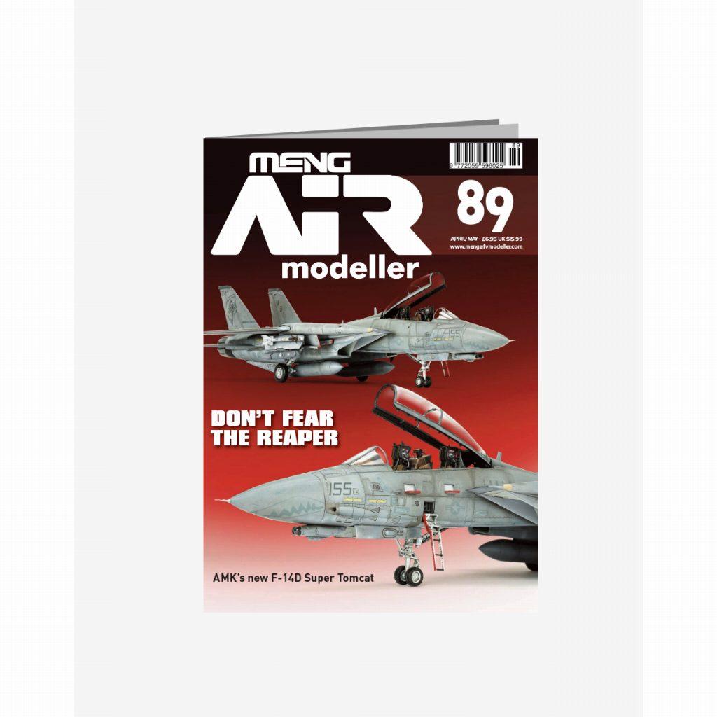 【新製品】AIR modeller 89 DON'T FEAR THE REAPER
