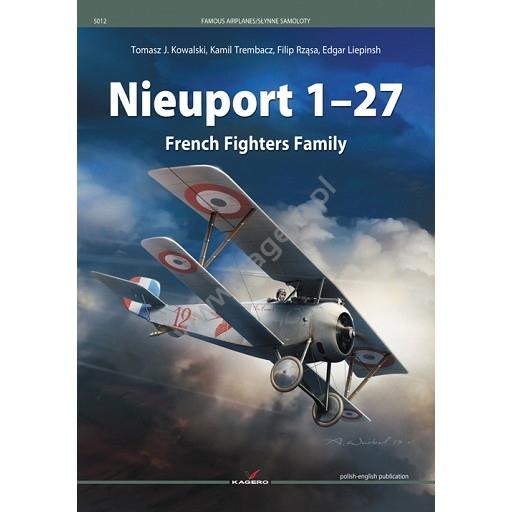 【新製品】FAMOUS AIRPLANE 5012 ニューポール 1-27