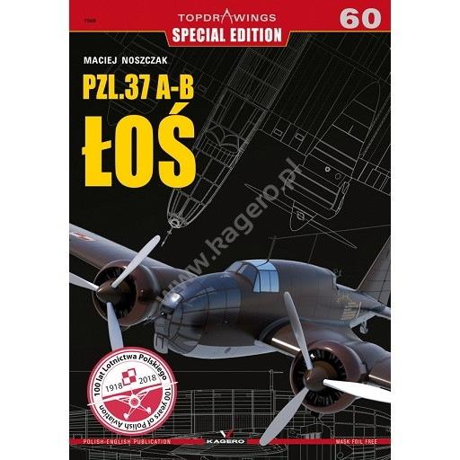 【新製品】TOPDRAWINGS 7060 PZL.37A-B Los