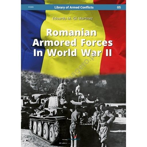 【新製品】Library of Armed Conflicts 91005 Romanian Armored Forces In World War II