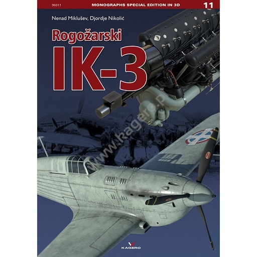【新製品】MONOGRAPHS SPECIAL EDITION 96011 ロゴザルスキー IK-3