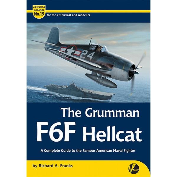 【新製品】AIRFRAME & MINIATURE No.15 グラマン F6F ヘルキャット