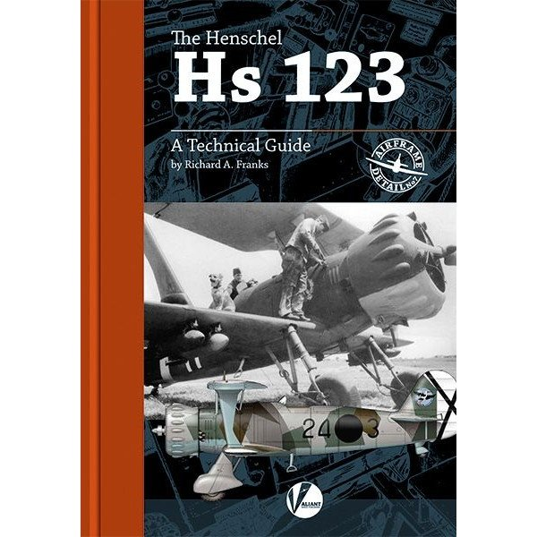 【再入荷】エアフレームディテール No.7 ハインケル Hs123