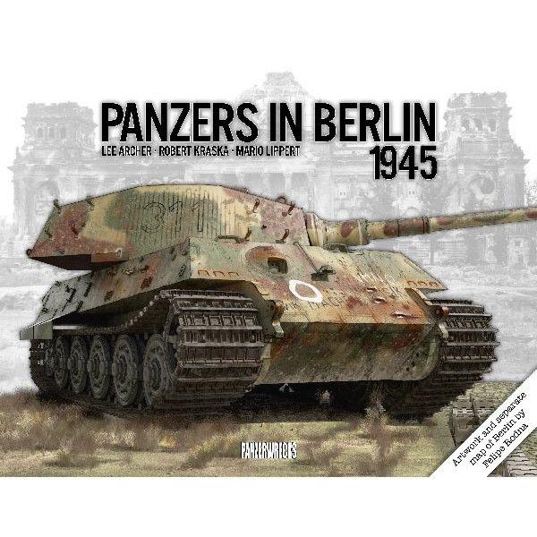 【新製品】Panzers in Berlin 1945 ベルリンの戦車 1945年