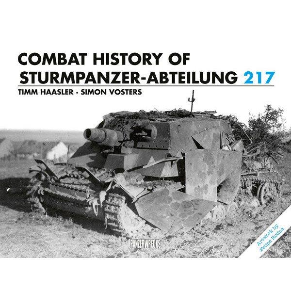 【新製品】ドイツ軍 第217突撃戦車大隊の戦闘史
