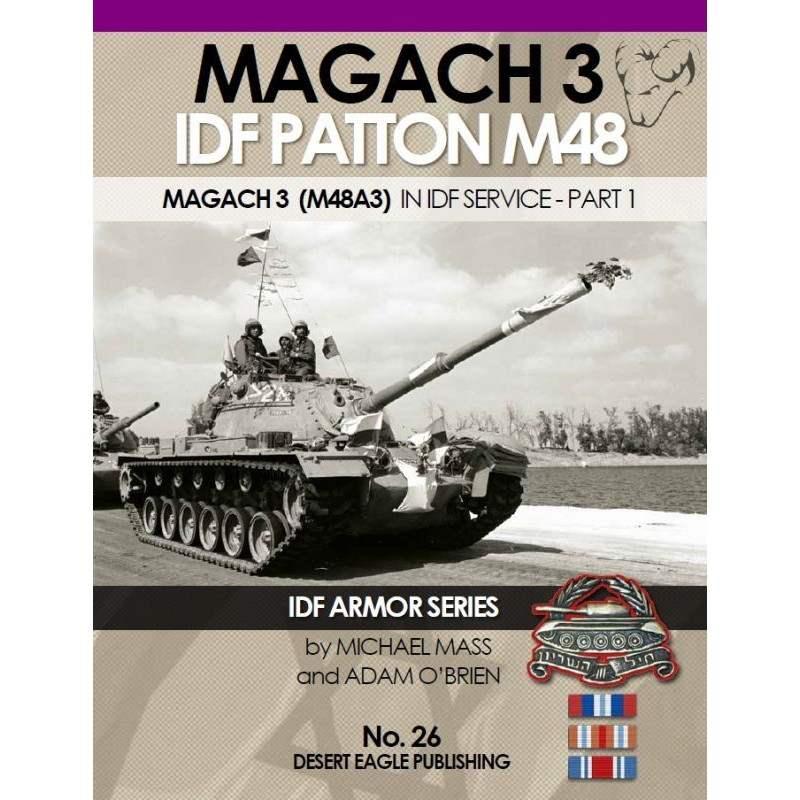 【新製品】No.25 IDF マガフ3(M48A3) Par1