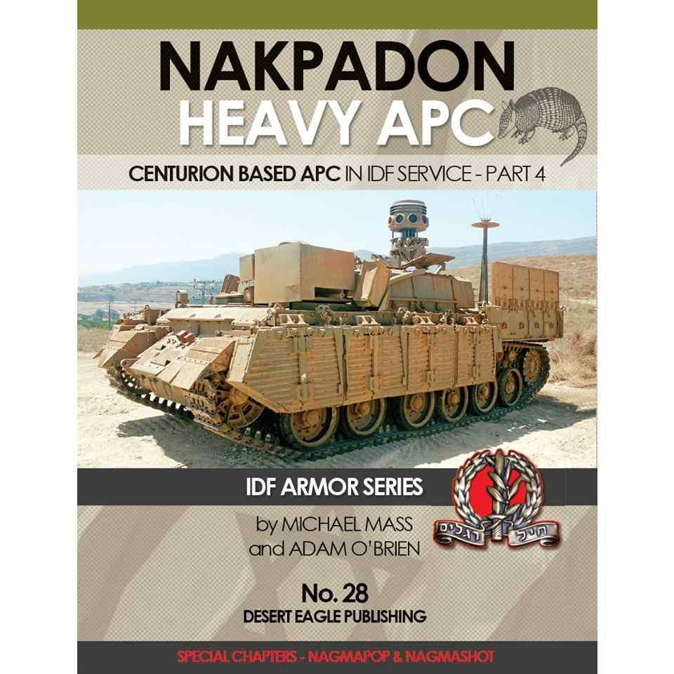 【新製品】No.28 IDF ナクパドン重装甲歩兵戦闘車 センチュリオンベースの装甲兵員輸送車 Part 4