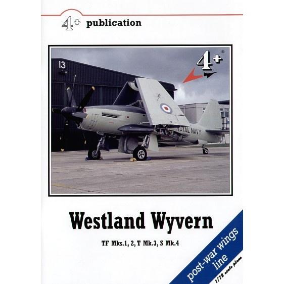 【新製品】018 ウェストランド ワイバーン TF Mk.1/TF Mk.2/T Mk.3/S Mk.4