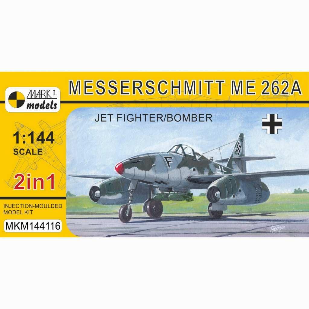 【新製品】MKM144116 Me262A 「戦闘爆撃機」 (2 in 1)