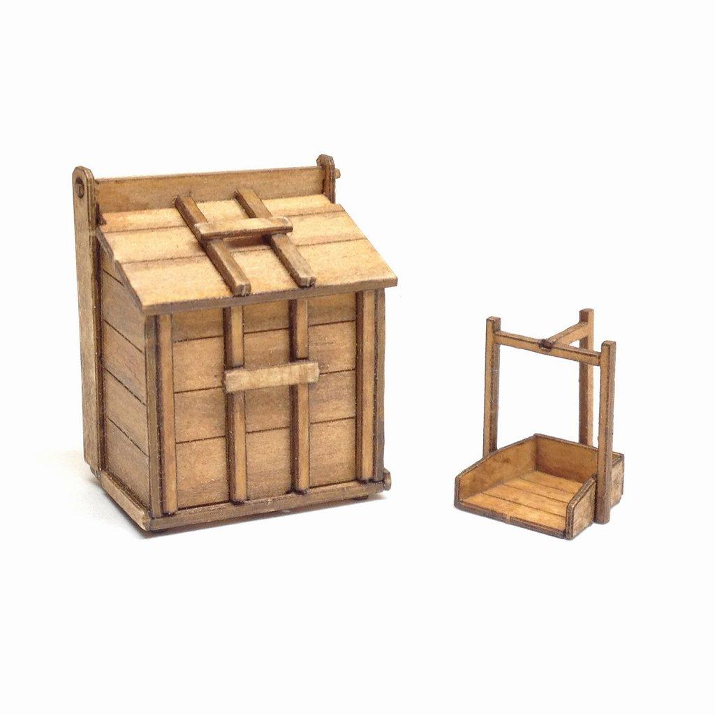 【新製品】TAS-05 『木製ゴミ箱』