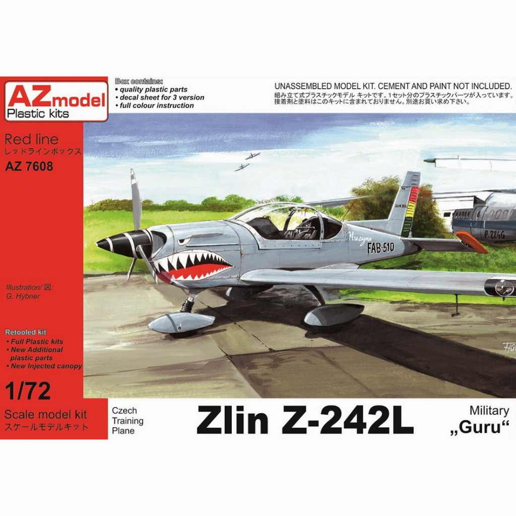 【新製品】AZ7608 ズリン Z-242L GURU