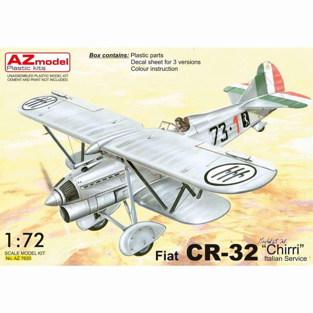 【新製品】AZ7620 フィアット CR.32 「イタリア」