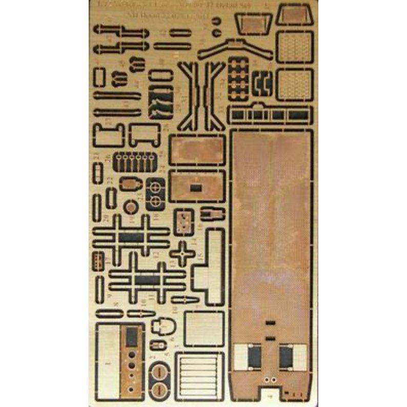 【新製品】NHディテール M72-029 Sd.Kfz.4/1 パンツァーベルファー42 ディテールセット