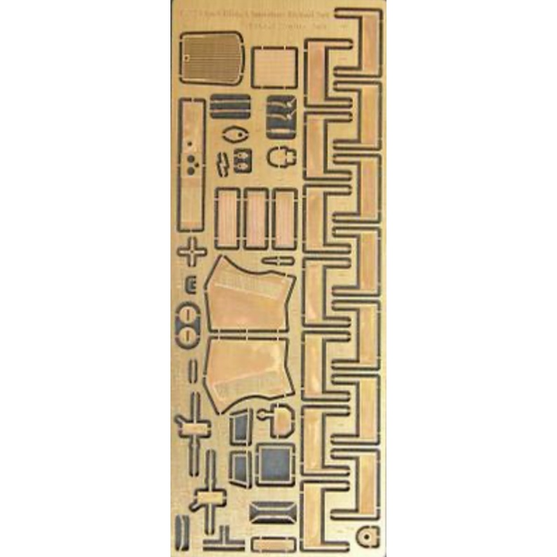 【新製品】NHディテール M72-030 オペル ブリッツ オムニバス ディテールセット