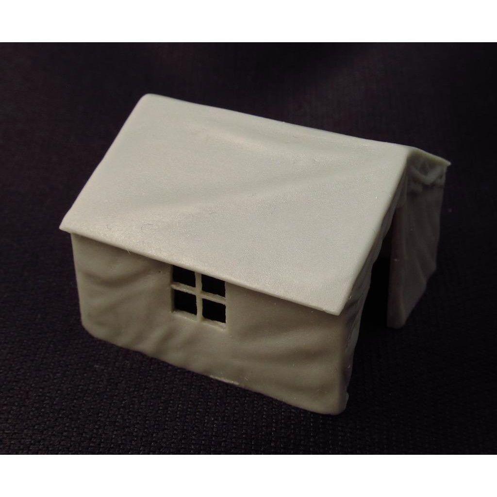 【新製品】メタリックディテールズ MDR7209 WWII ドイツ スタッフテント タイプ1 (ideal for airfield dioramas)