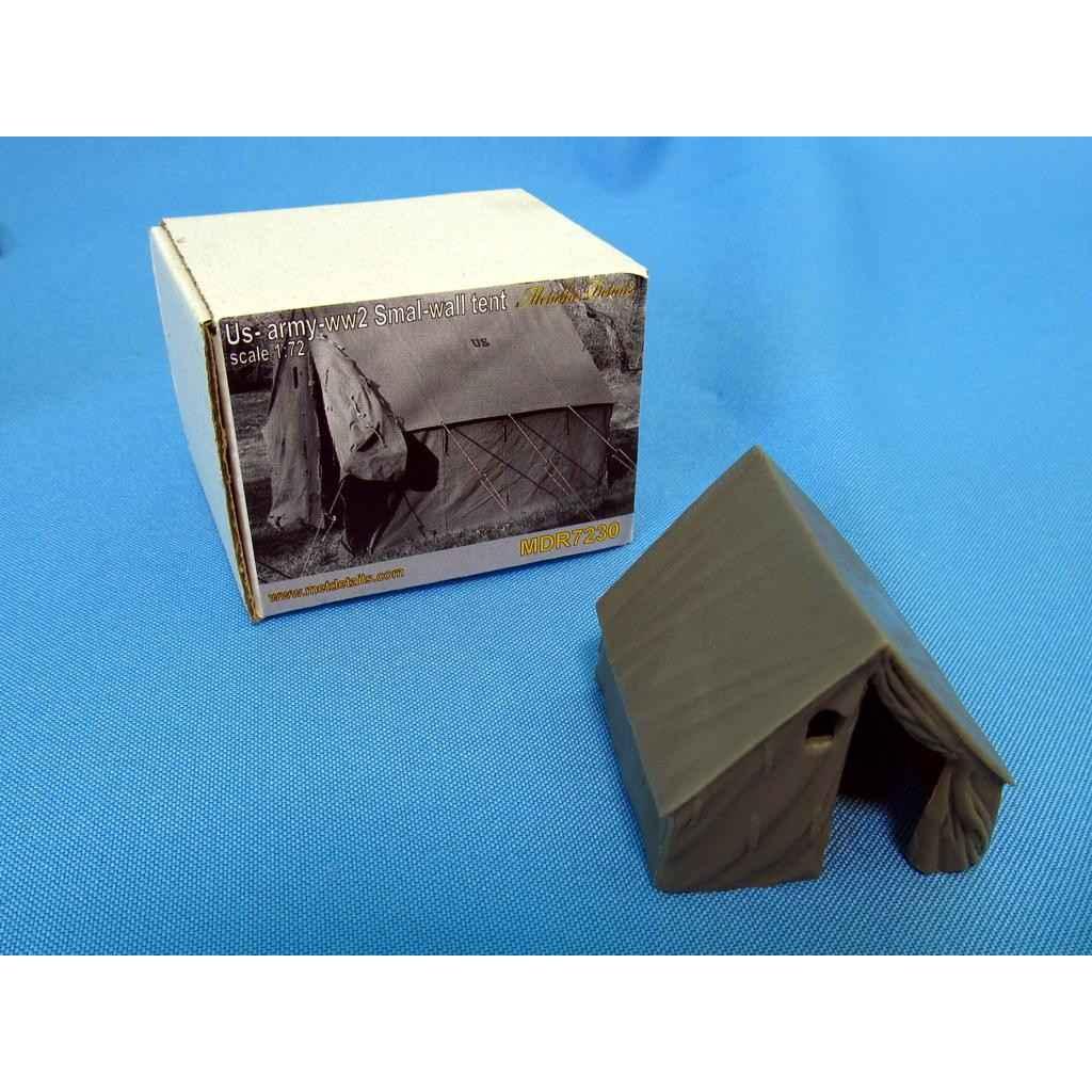 【新製品】メタリックディテールズ MDR7230 WWII 米陸軍 スモールウォールテント