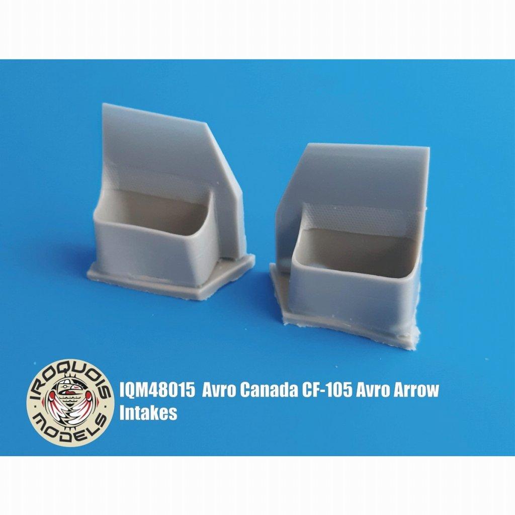 【新製品】Iroquois Models IQM48015 アブロ・カナダ CF-105 アロー インテーク