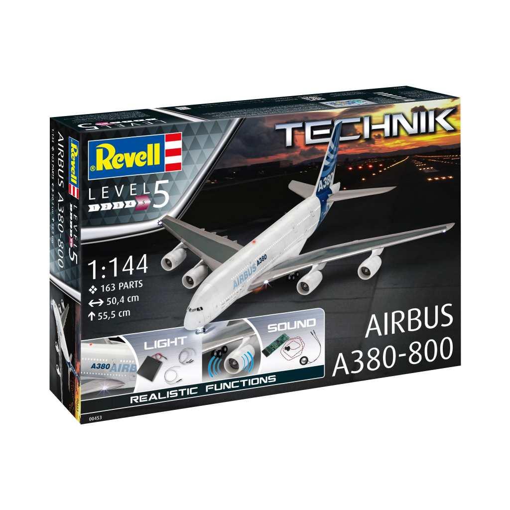 【新製品】00453 「レベルテクニック」 エアバス A380-800