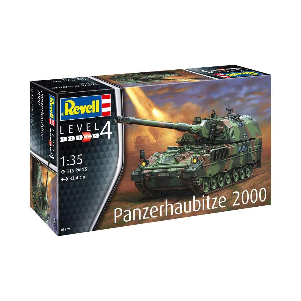 【新製品】03279 PzH2000 自走榴弾砲