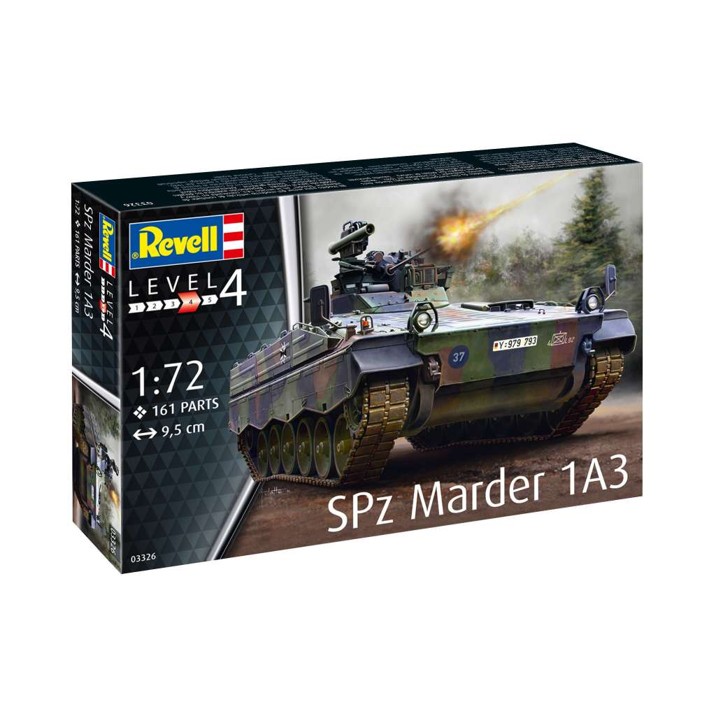 【新製品】03326 SPz マーダー 1A3