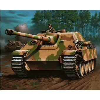 【新製品】03327 Sd.Kfz.173 ヤークトパンター