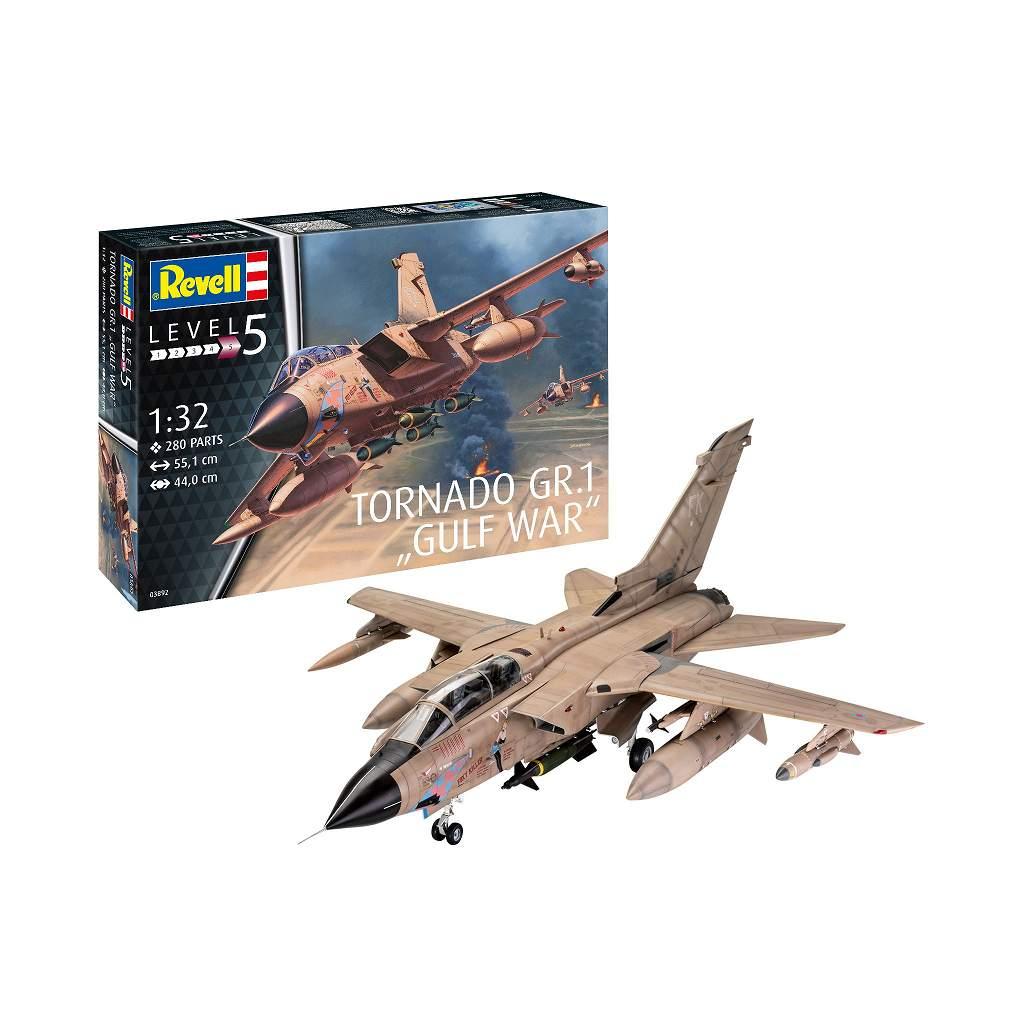 【新製品】03892 トーネード GR Mk1 RAF 湾岸戦争