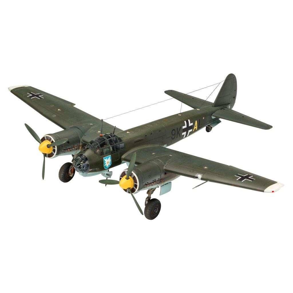 【新製品】04972 ユンカース Ju88A-1 バトル オブ ブリテン