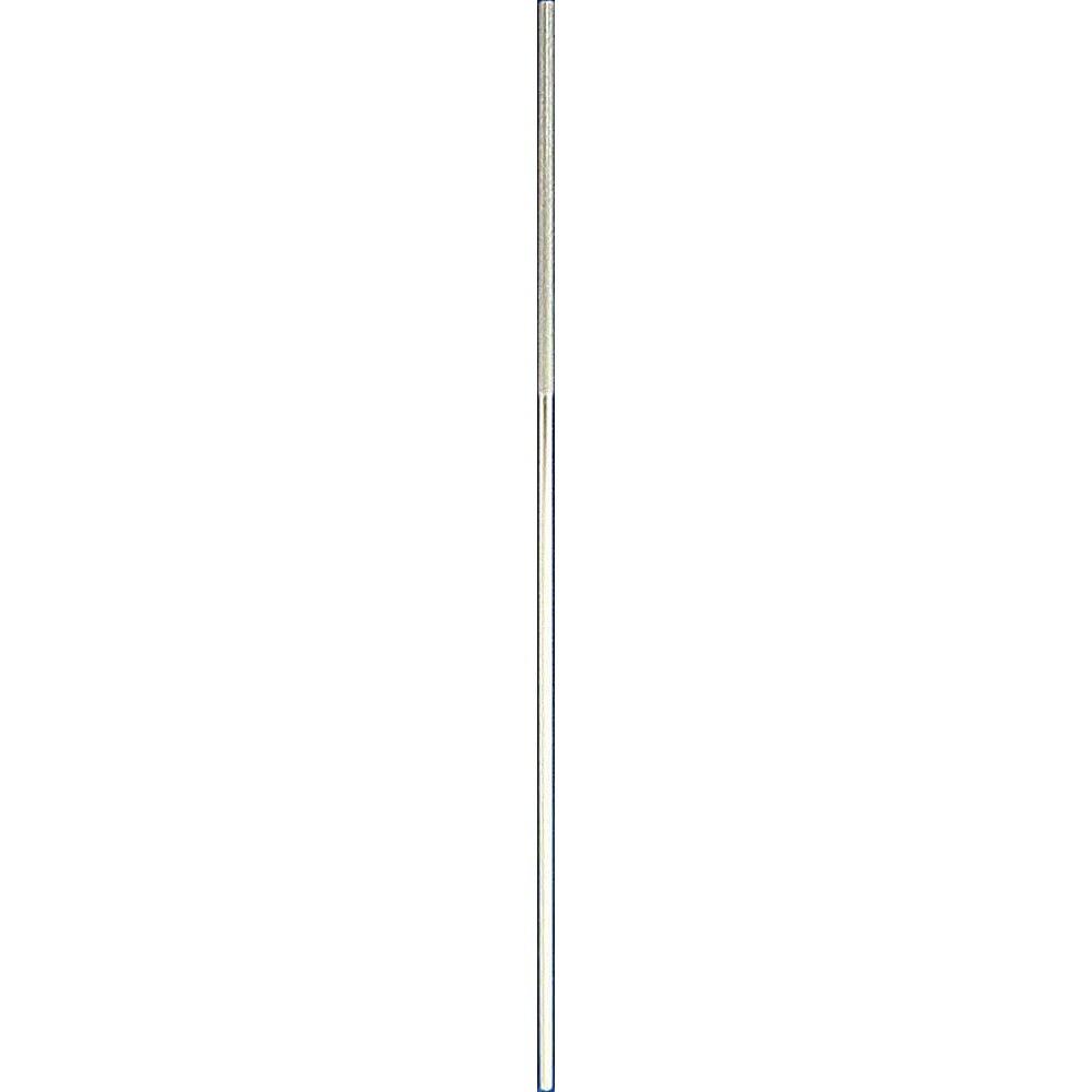 【新製品】AL-K134 職人堅気 棒状ダイヤモンドヤスリ 丸棒's Φ2.0
