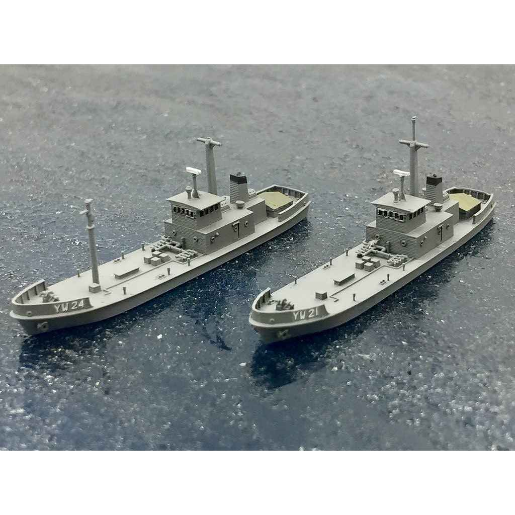 【新製品】T19V700-004M 海上自衛隊 YW17号310t型水船