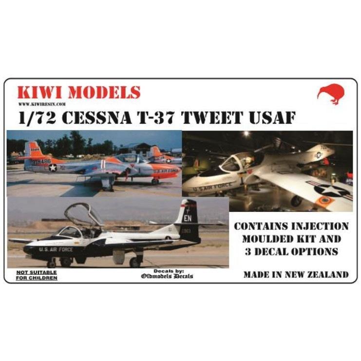 【新製品】キーウィモデル 014 セスナ T-37 トゥイート アメリカ空軍