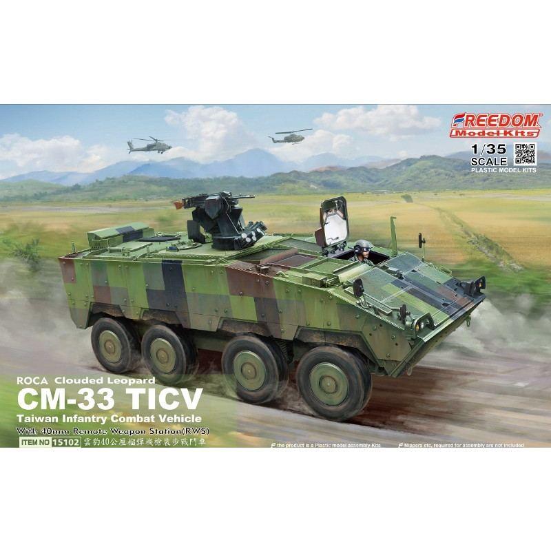 【新製品】15102 ROCA CM-33