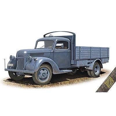 【新製品】72576 独 フォード V-3000S 軍用トラック 初期型