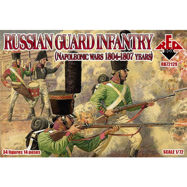 【新製品】72129 ナポレオン戦争 ロシア近衛兵 1804-1807年
