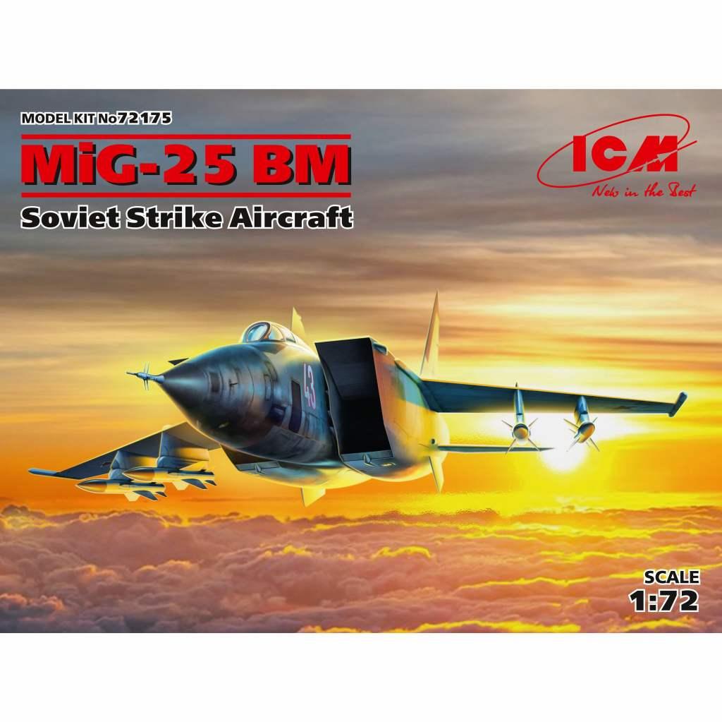 【新製品】72175 MiG-25BM