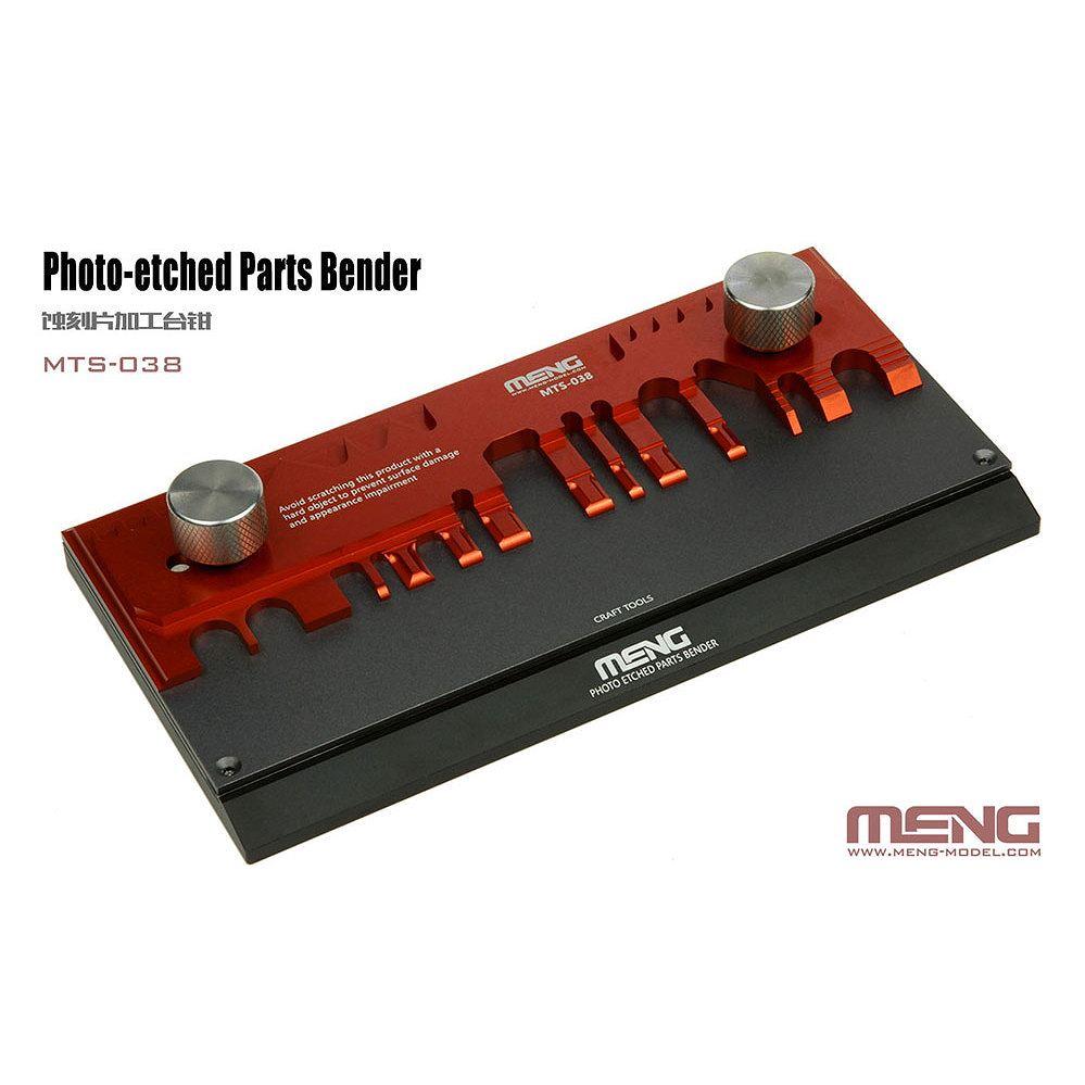 【新製品】MMTS038 MENG エッチングパーツベンダー 据え置きタイプ