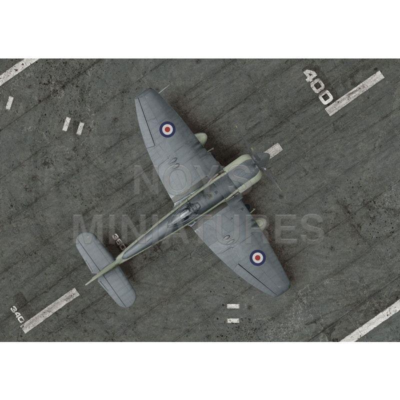 【新製品】Noy's Miniatures 48039 イギリス海軍 航空母艦 グローリー 朝鮮戦争 甲板シート