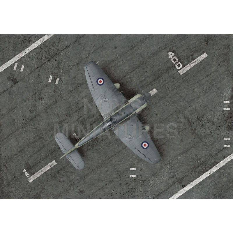 【新製品】Noy's Miniatures 72039 イギリス海軍 航空母艦 グローリー 朝鮮戦争 甲板シート