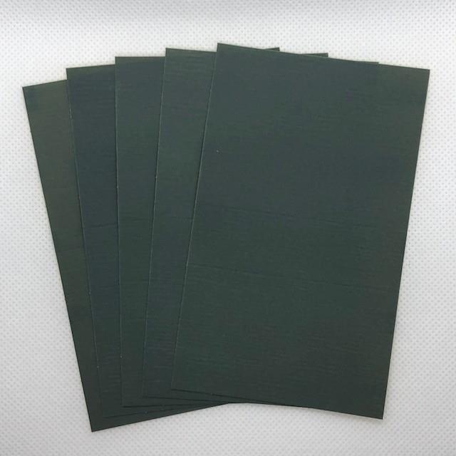 【新製品】バフレックス ブラック K-3000 5枚セット 3000番相当