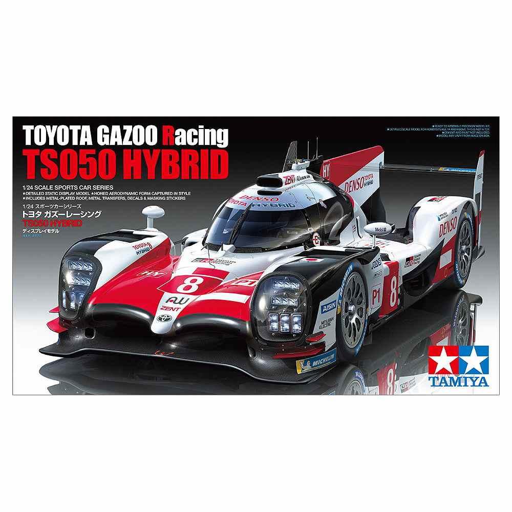 【新製品】24349 トヨタ カズーレーシング TS050 HYBRID