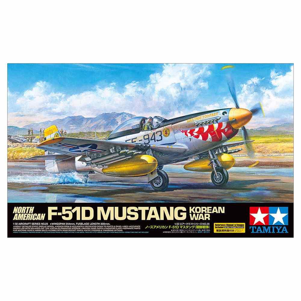 【新製品】60328 ノースアメリカン F-51D マスタング (朝鮮戦争)