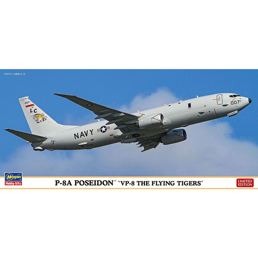 """【新製品】10830 P-8A ポセイドン """"VP-8 ザ フライングタイガース"""""""
