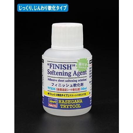 【新製品】TF934 フィニッシュ軟化剤【曲面追従シート軟化液】
