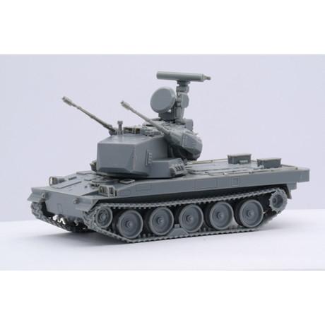 【新製品】72M-9 陸上自衛隊 87式自走高射機関砲