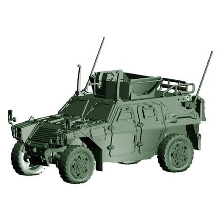 【新製品】72M-17 陸上自衛隊 軽装甲機動車(国際活動教育隊)
