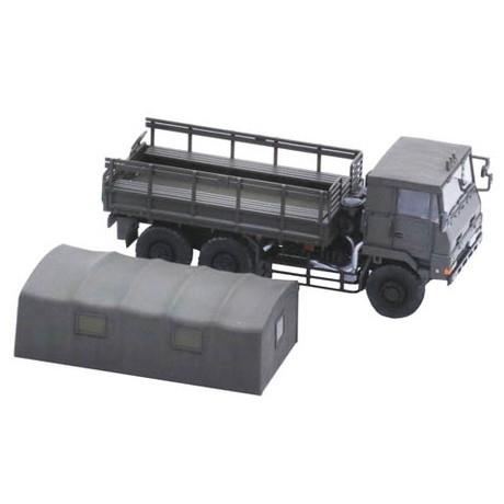 【新製品】72M-22 陸上自衛隊 3 1/2tトラック (2両セット)