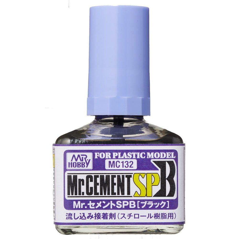 【新製品】MC132 Mr.セメントSPB(ブラック)