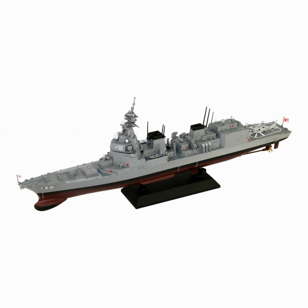 【新製品】J85 海上自衛隊 護衛艦 DD-120 しらぬい