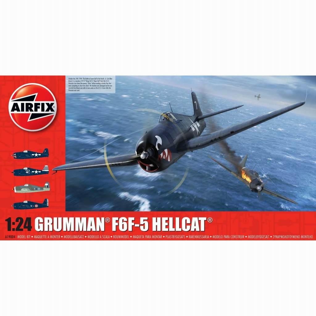 【新製品】A19004 グラマン F6F-5 ヘルキャット