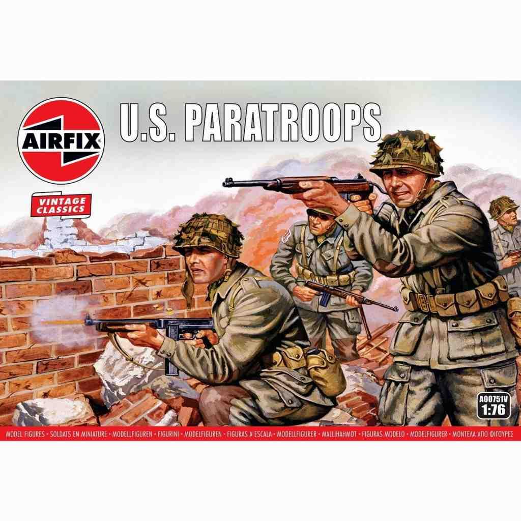 【新製品】A00751V WWII アメリカ パラトルーパー